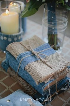 Rustic Denim