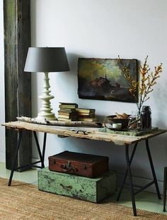 Sill n antiguo vintage madera y hierro un cuerpo for Art and decoration oscar wilde