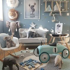 Stunning kids decor