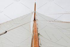 Sailing classic - Gilla 1951 by Spaziofotografico on @creativemarket