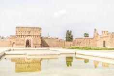 El-Badi Palace   Marrakech North Africa, Monument Valley, Palace, Paradise, Magic, Nature, Travel, Marrakech, Travel Tips
