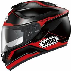 Amazon.com: Shoei Journey GT-Air Street Bike Racing Motorcycle Helmet - TC-1 / Small: Awesome!