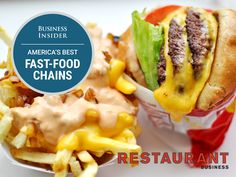 These are the 25 best fast-food chains in America right now