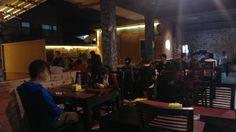 Kami malam ini ada yang nobar ada yang ngerjain tugas mahasiswa baru malam minggu istimewa di Dude Cafe anda Resto...gabung yuk masih ada pertandingan nobar manchester city vs sunderland jam 23.30...Rsvp: 081808015382
