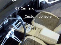 Tmi Interior Install Center Console Installed 67 CAMARO