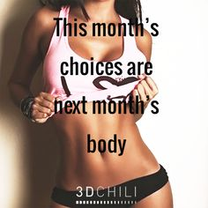 Your body - your choices!