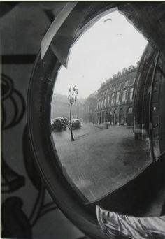 René Jacques - Place Vendome, 1940 From The process of photography