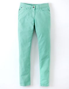 I've spotted this @BodenClothing Skinny Ankle Skimmer Jeans Fresh Green