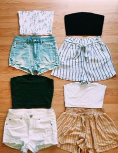Cute Shorts Outfit Ideas pin desi corrick on outfit ideashigh school in 2019 Cute Shorts Outfit Ideas. Here is Cute Shorts Outfit Ideas for you. Cute Shorts Outfit Ideas 51 spring clothes you will want to keep spring fashion. Teen Fashion Outfits, Teenage Outfits, Mode Outfits, Girl Outfits, College Outfits, Dress Fashion, Graduation Outfits, Fashion Women, College Graduation