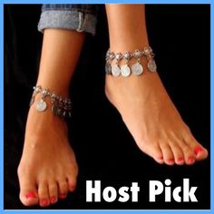 "Boho Anklet Beautiful boho anklet! This is an antique silver color. Can clasp anywhere from 7-9 1/2"". New in package. This is made from mixed alloy metals. Get one before they are gone! Hot item!!!  ***Listing is for ONE anklet.*** Jewelry"