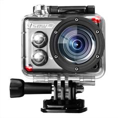 Bagusan mana sama GoPro? *ngincer*  ISAW A3 Extreme Action Camera 12MP (Offical Malaysia iSaw Warranty,Made in Korea)