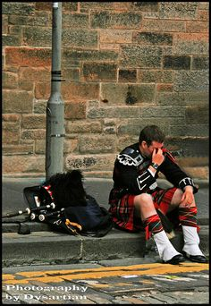 long day of piping in a kilt  http://www.flickr.com/photos/12559612@N00/