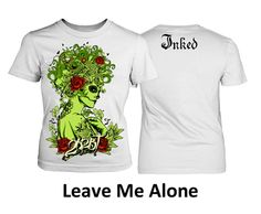 Women's Leave Me Alone Tee