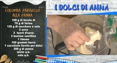 La ricetta della colomba paradiso alla panna di Anna Moroni | Ultime Notizie Flash