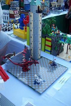 Repunzel Lego Creations, Gallery, Roof Rack