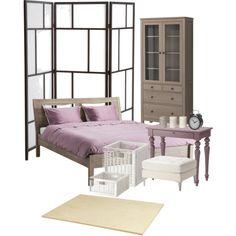 'Ikea Bedroom'
