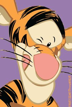 I'm wanting a Tigger day today!
