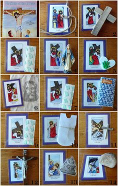 Bountiful Blessings: Stations of the Cross Kit for Children
