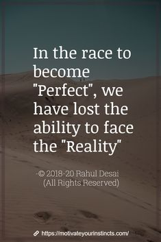 Perfect vs Reality.  #motivateyourinstincts #quotes #life #perfect #reality Hard Work Quotes, Work Hard, Lack Of Motivation, Motivate Yourself, Success Quotes, Me Quotes, Articles, Inspirational Quotes, Let It Be