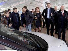Megnyílt az Akkor és Most Jármű Expo Esztergomban