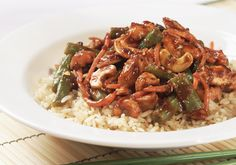 Chicken Teriyaki | Recipes | Mrs. Dash  Low-sodium recipe