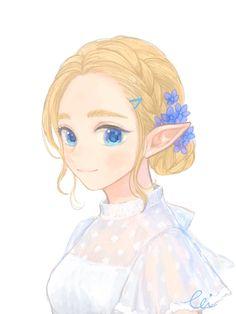 by may 8 2020 The Legend Of Zelda, Legend Of Zelda Breath, Evil Princess, Twilight Princess, Girls Anime, Anime Art Girl, Character Inspiration, Character Design, Zelda Birthday