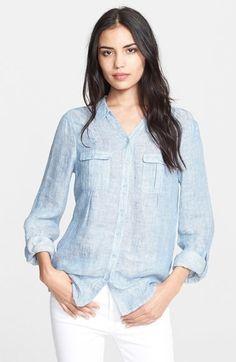 Joie 'Booker' Linen Shirt