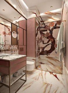 Bathroom sink marble tubs 52+ ideas for 2019 #bathroom