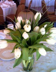 Tulip Centerpieces - Centerpieces - Wedding