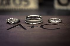 Beautiful wedding ring picture