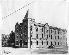 Pocatello House -Southeast corner of 2nd Ave and Center