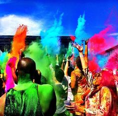 festival of colors 2018