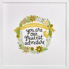 Greatest Adventure #carouseldesigns #pinparty #alovelylark