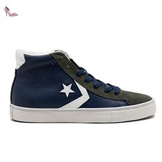 Pro Leather Vulc Mid Leather/Suede Mod.155100C Mis. 41 - Chaussures converse (*Partner-Link)