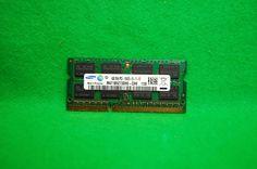 4 GB Notebook RAM Samsung M471B5273DH0-CH9 204p PC3-10600 CL9 DDR3-1333 1,5V
