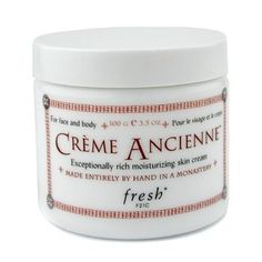 This is a wonderful cream.  The product delivers everything it promises.  It keeps the skin soft and glowing and removes fine lines.  It is quickly absorbed and keeps the face soft overnight.  It not only has natural ingredients but it leaves out the toxic ones like the parabens, DEA, petroleum, dyes etc.  It also does not clog the pores.  It is a far better face cream than Cream de la Mer.