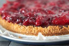 Texanerin Baking: Cranberry Fudge Pie