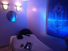 Massage/Facial room enjoy a service from our unique spa menu