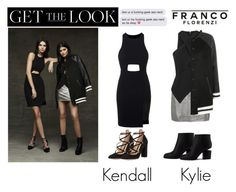 """""""#Kendall&Kylie"""" by sukh-deol on Polyvore featuring Topshop, Gianvito Rossi, Alexander Wang, GetTheLook and celebritysiblings"""