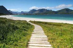 a to... Norwegia! :)