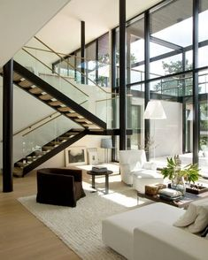 Modern Home Interior Design Arranged With Luxury Decor Ideas Looks ...