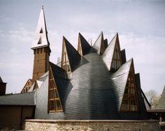 Kirchgemeindezentrum in Zwickau - Neuplanitz, 1991