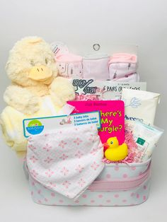 Custom Baby Girl Basket Corporate Gifts, Gift Baskets, Customized Gifts, Children, Bebe, Sympathy Gift Baskets, Personalized Gifts, Young Children, Boys