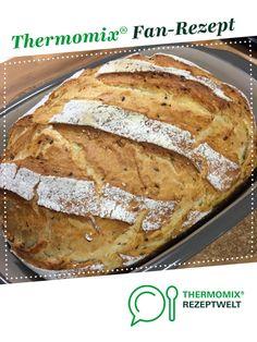 Ofenmeister-Brot ... gelingsicher und supersaftig von fara1712. Ein Thermomix ® Rezept aus der Kategorie Brot & Brötchen auf www.rezeptwelt.de, der Thermomix ® Community.