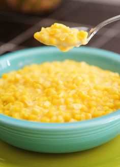 southern skillet corn (like cream-styled corn)...lovely pictorial directions!