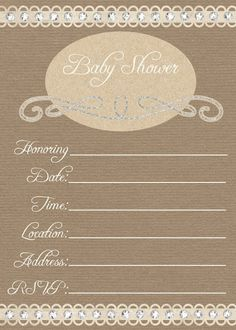 Printable baby shower invitation templates free shower invitations free online baby shower invitation thank you card filmwisefo