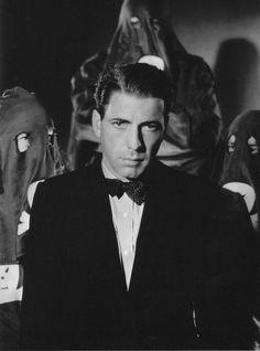 Humphrey Bogart  black & white