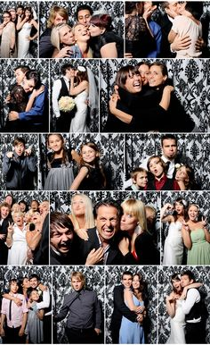 Not exactly like this, but it needs to be done for our wedding :) #photobooth
