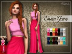 Emma Gown at Trillyke