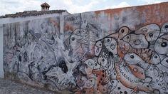 Graffiti in Granada
